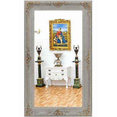 Miroir-blanc-patine