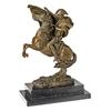 Statue-bronze-Napoleon-cheval