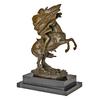 Statue-bronze-Napoleon-cheval-d