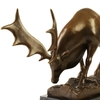 Statue-bronze-cerf-a