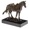 statue-bronze-cheval