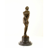 Statue-bronze-femme-b