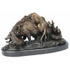 Statue-chasse-sanglier-a