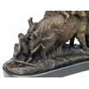 Statue-chasse-sanglier-b