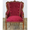 Fauteuil-Louis-XVI-rouge-a