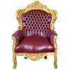 fauteuil-baroque-bordeaux-dore