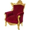 Fauteuil-baroque-rouge-dore-a