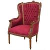 fauteuil-louis-xvi-rouge