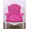 Fauteuil-baroque-rose-blanc