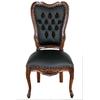 chaise-victorien-acajou-noir