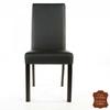 chaise-cuir-vachette-noir-1
