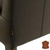 chaises-cuir-vachette-marron-d