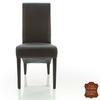 chaise-colonial-cuir-marron