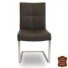 chaise-cuir-veritable-marron-f
