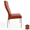 Chaise-cuir-veritable-rouge-b