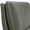 Chaise-cuir-veritable-gris-d