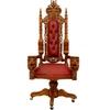 fauteuil-bureau-acajou-castle