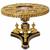Table-royale-bronze-porcelaine