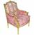 Bergere-Louis-XVI-dore-rose