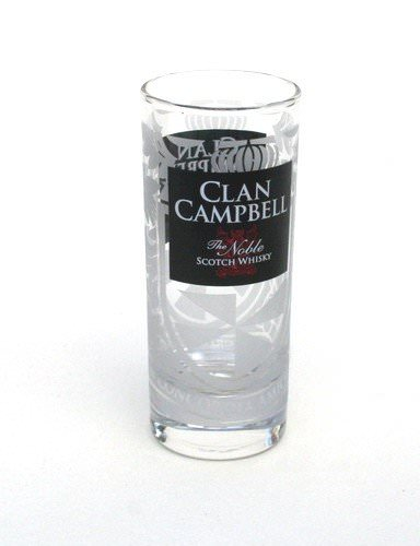 Verre a whisky clan campbell