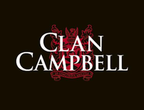 guirlande clan campbell accessoires de bar guirlande publicitaire leszitounes. Black Bedroom Furniture Sets. Home Design Ideas