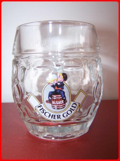 verre a biere fischer