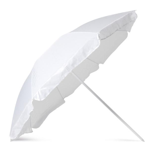 parasol blanc id e cadeaux leszitounes. Black Bedroom Furniture Sets. Home Design Ideas