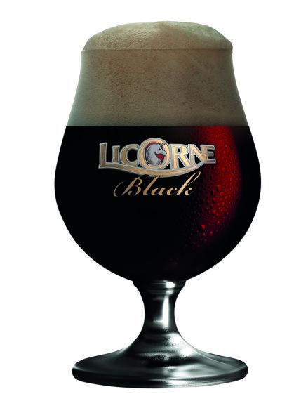 verre biere licorne
