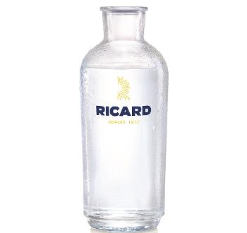 verres ricard avec carafe