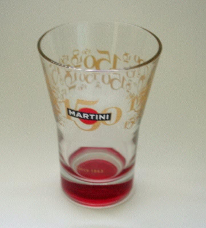 Verres martini marque