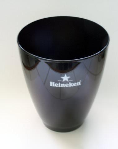 le seau glace heineken pour conserver vos biere au frais. Black Bedroom Furniture Sets. Home Design Ideas