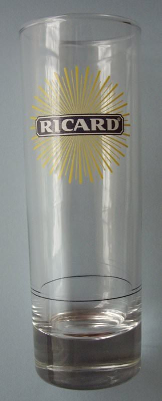 verre tube ricard nouveaute 2009. Black Bedroom Furniture Sets. Home Design Ideas