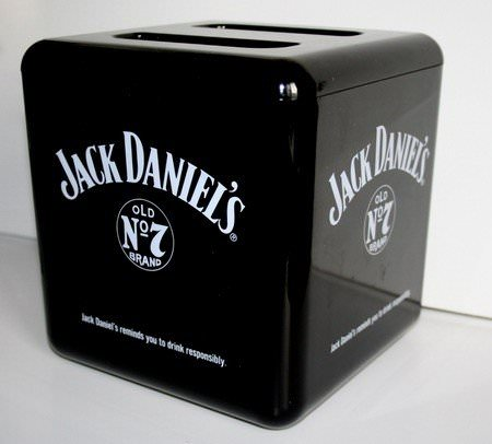 best accessoire jack daniels images. Black Bedroom Furniture Sets. Home Design Ideas