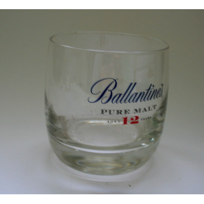 verre whisky rond