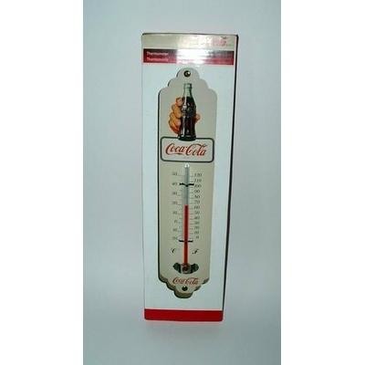 Le thermometre coca cola id al dans la cuisine ou bien pour d corer les pi ce - Thermometre pieces maison ...