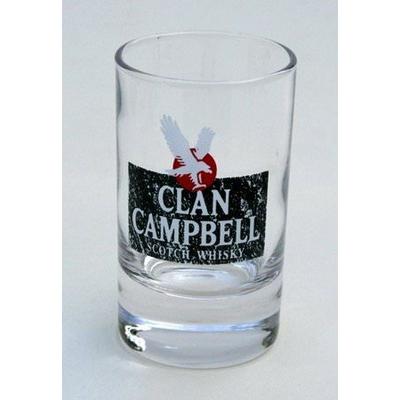 verre shooter clan campbell pour appr cier son whisky clan. Black Bedroom Furniture Sets. Home Design Ideas