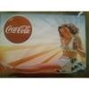 set de table coca cola