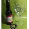 pack bière verre et décapsuleur  et la petite aixoise