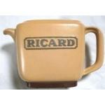 carafe rectangulaire Ricard