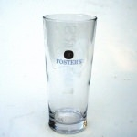 Verre Fosters 0.25 cl