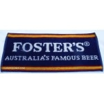 Serviette de bar Fosters