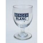 Verre Berger Blanc