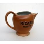 Ancien pichet ceramique ricard 1 L