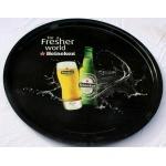 Plateau publicitaire Heineken fresh
