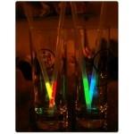 Pailles Lumineuses Multicolores