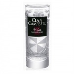 Verre Clan Campbell serigraphié 17 cl