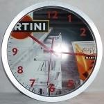 Horloge martini