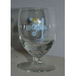 verre ricard de collection sous la glace
