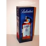 Boîte Métallique Vide Scotch Whisky Ballantine's