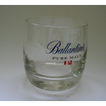 Verre whisky ballantines 12 ans d'age